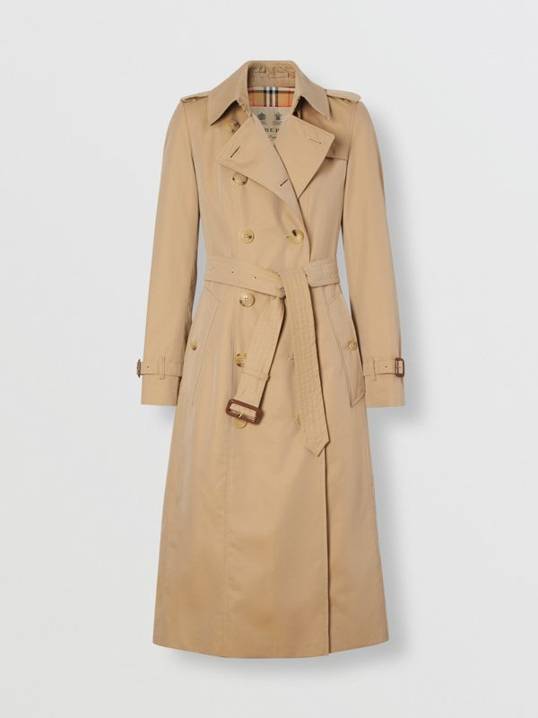The Chelsea – Trench Heritage long (Miel) - Femme | Burberry - cell image 3