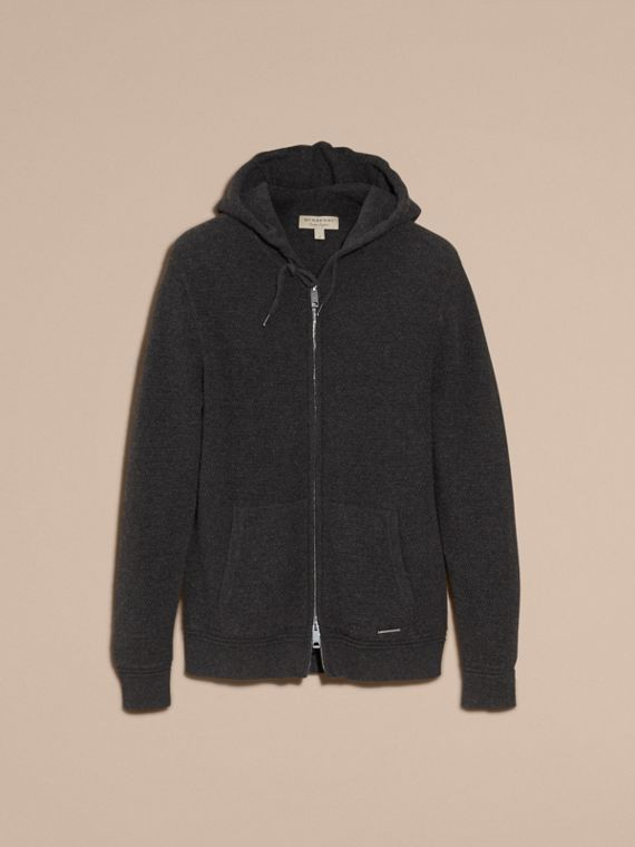 Hooded Cashmere Top - cell image 3