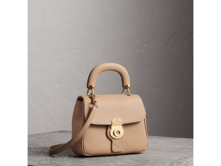 Bolsa de mão DK88 - Pequena (Mel) - Mulheres | Burberry - cell image 4