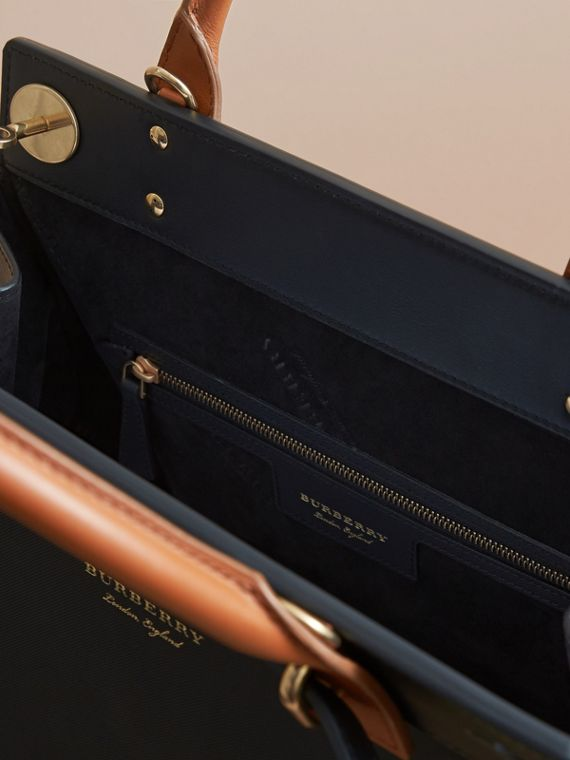The DK88 Luggage Bag in Black - Men | Burberry United Kingdom - cell image 3