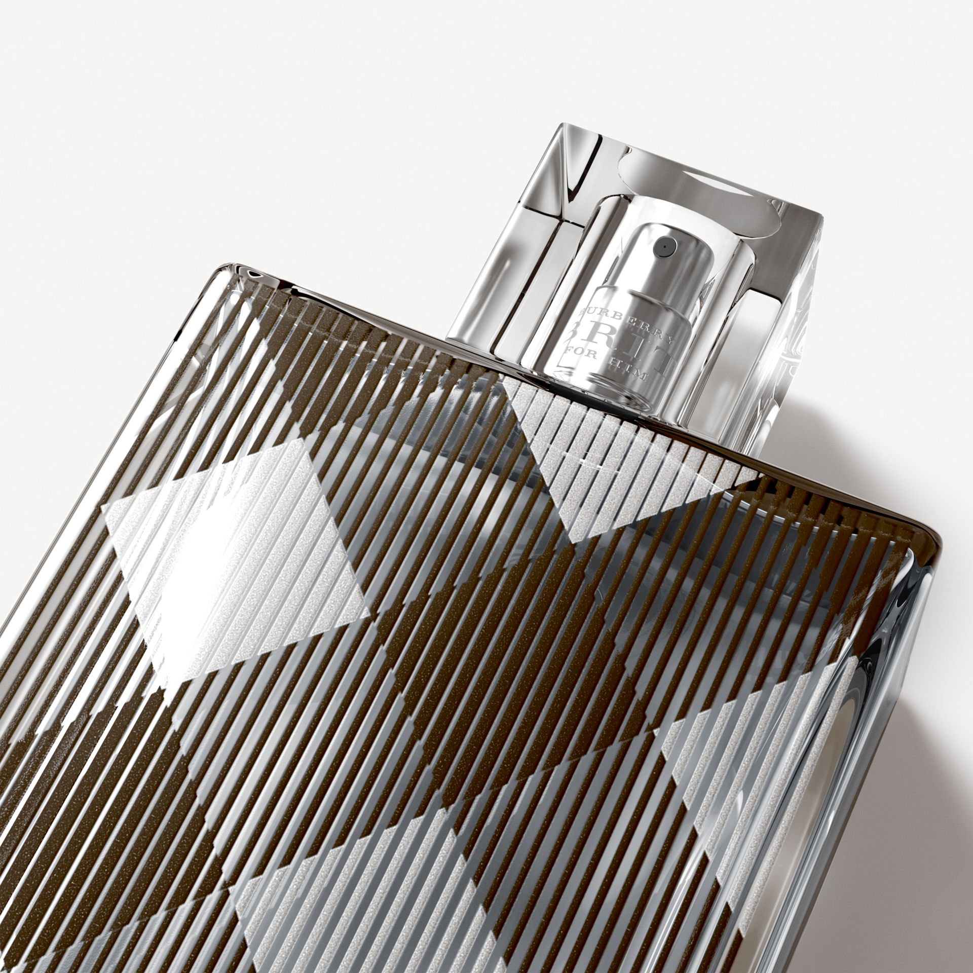 Burberry Brit For Him Eau de Toilette 200ml - Men | Burberry Canada - gallery image 1
