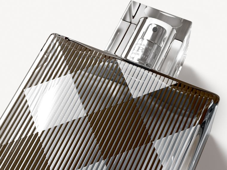 Burberry Brit For Him Eau de Toilette 200ml - Men | Burberry Canada - cell image 1