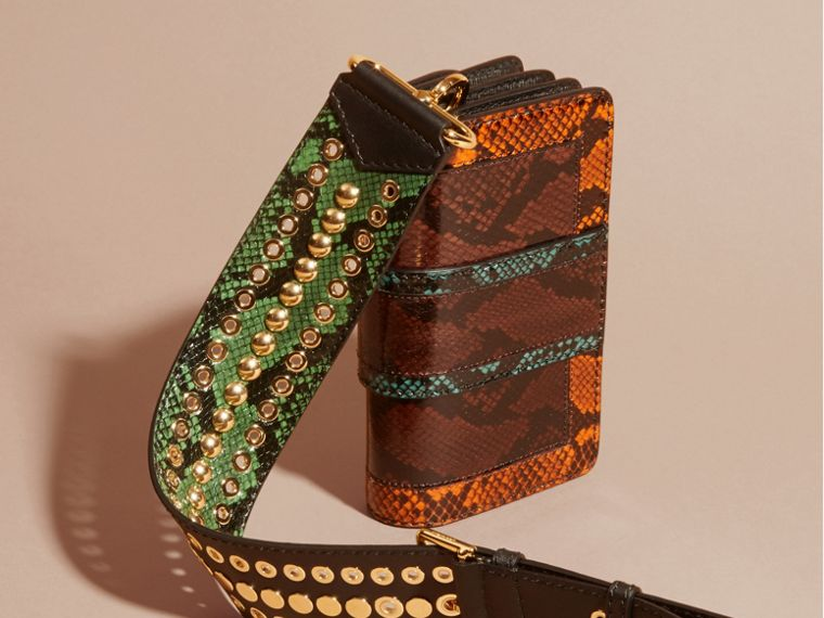 The Patchwork in Snakeskin - cell image 1