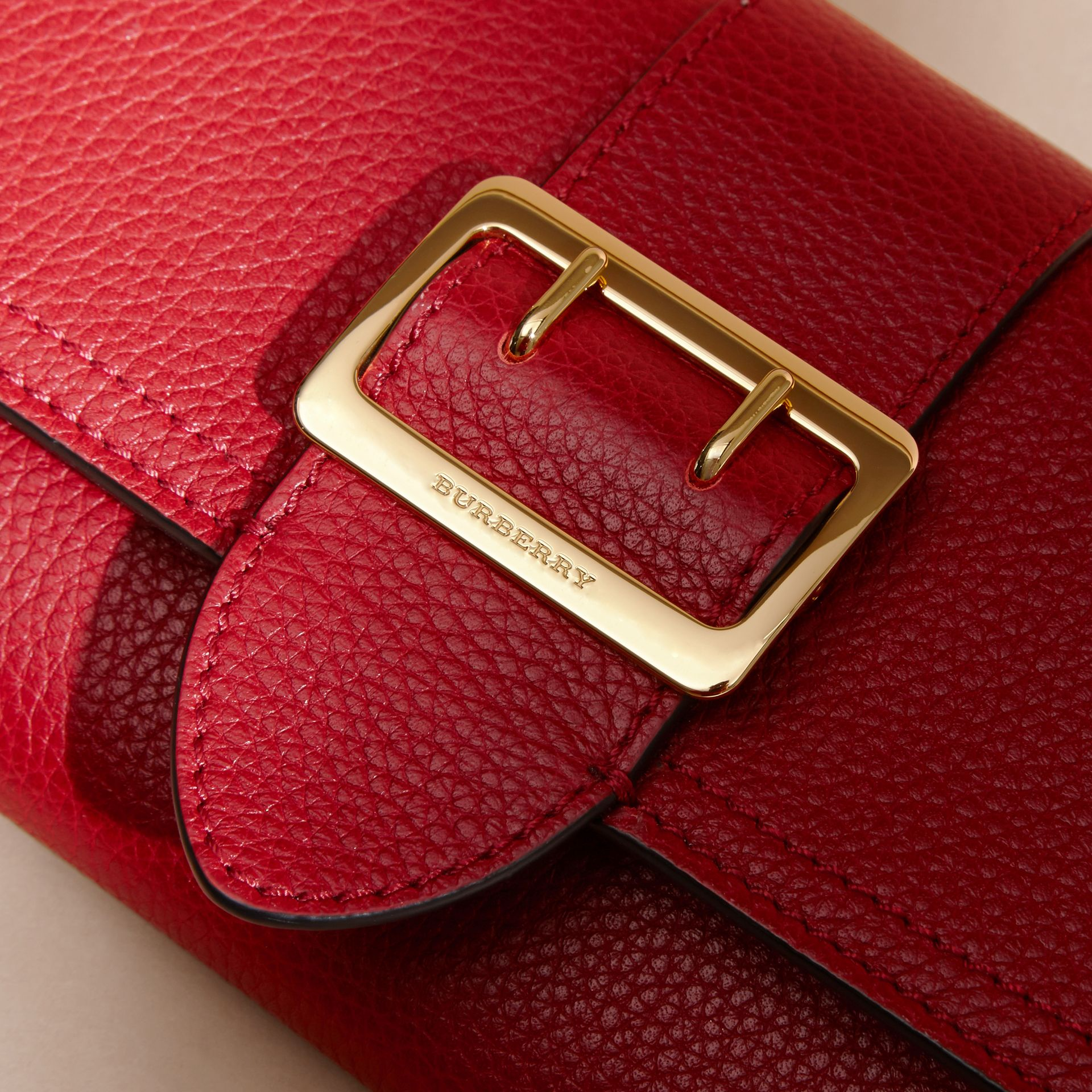Textured Leather Continental Wallet Parade - gallery image 4