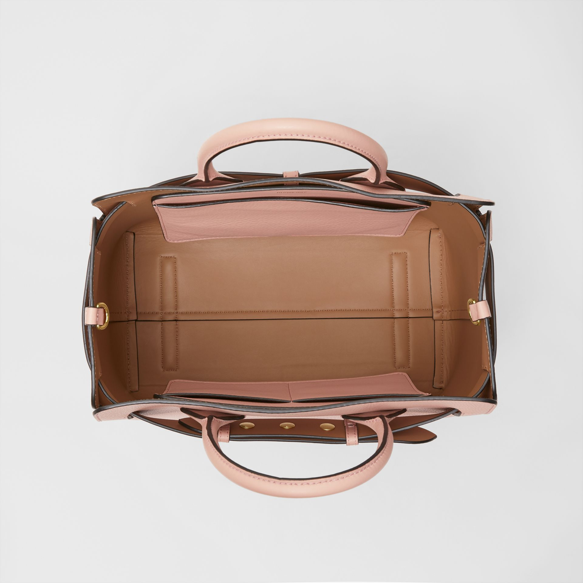 The Medium Leather Triple Stud Belt Bag in Ash Rose - Women | Burberry United States - gallery image 3