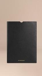Grainy Leather iPad Case
