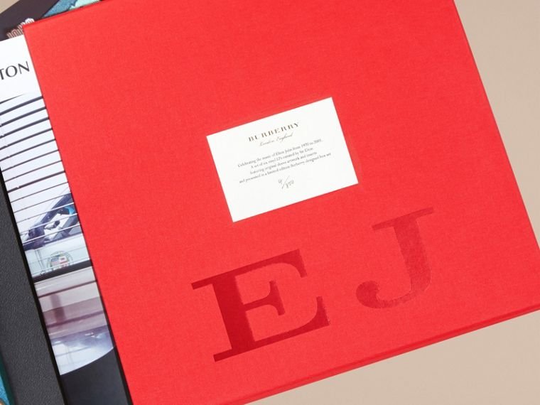 Multicolour Elton John: A Limited Edition Vinyl Box Set for Burberry - cell image 1