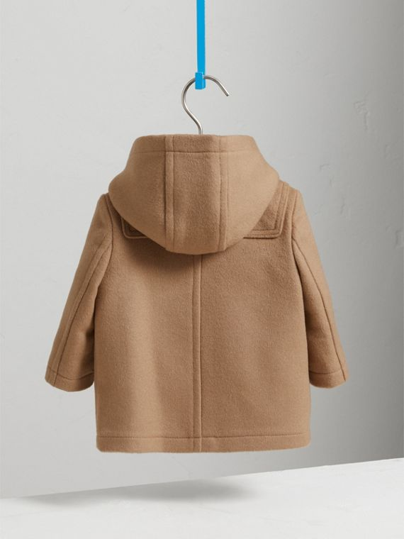 Duffle coat de lã (New Camel) | Burberry - cell image 3