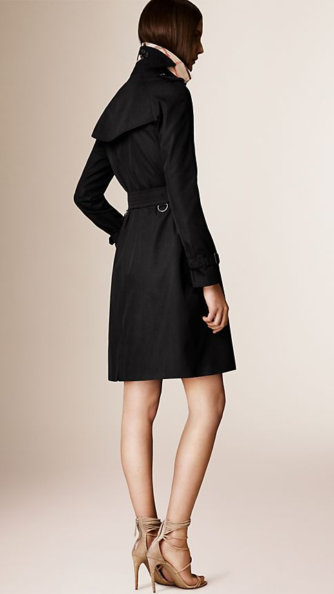 Honey The Westminster - Long Heritage Trench Coat - Image 2