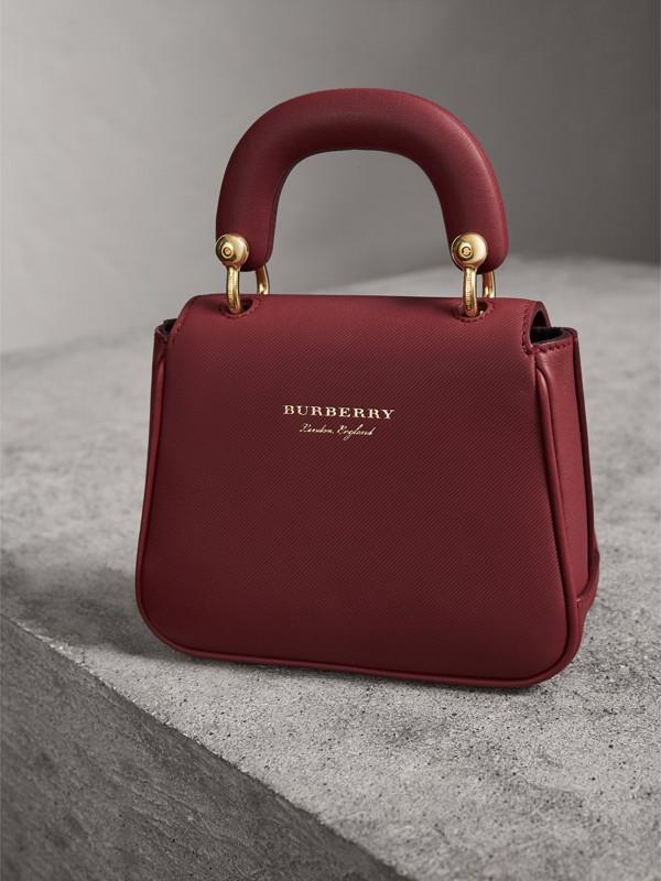 La borsa con manico DK88 mini (Rosso Antico) - Donna | Burberry - cell image 3