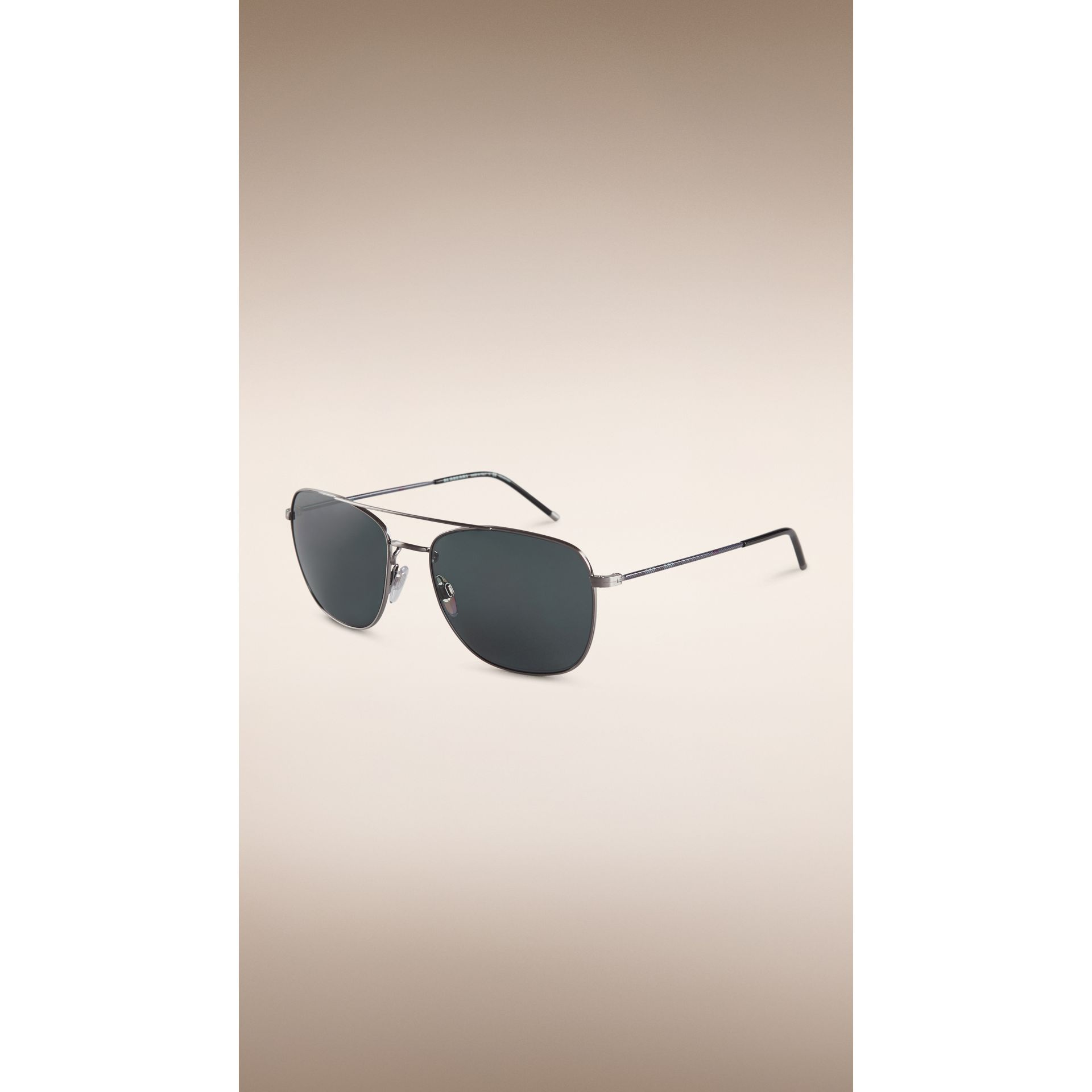 Aviator Polarised Sunglasses - gallery image 1