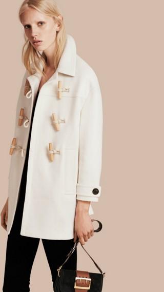Cashmere Duffle Coat