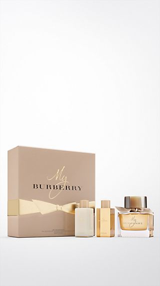 My Burberry Eau De Parfum Luxury Set