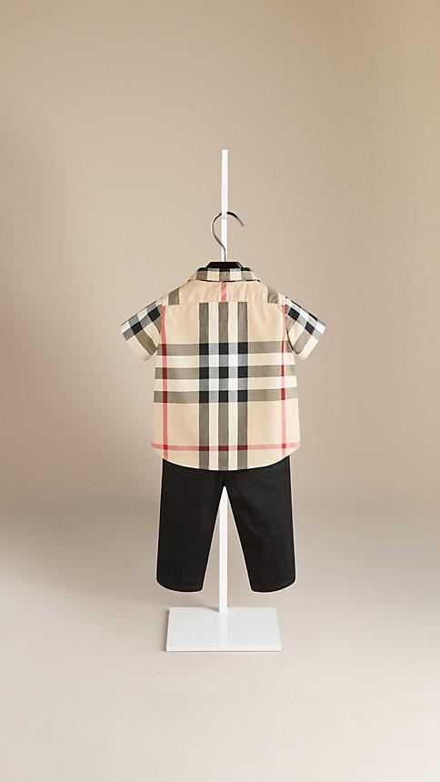 New classic check Check Cotton Twill Shirt New Classic - Image 2
