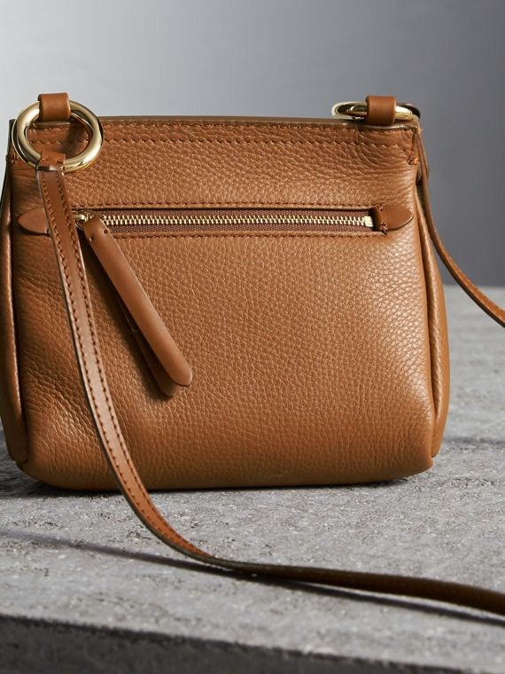 The Baby Bridle Bag in Leather in Tan - Women | Burberry - cell image 3