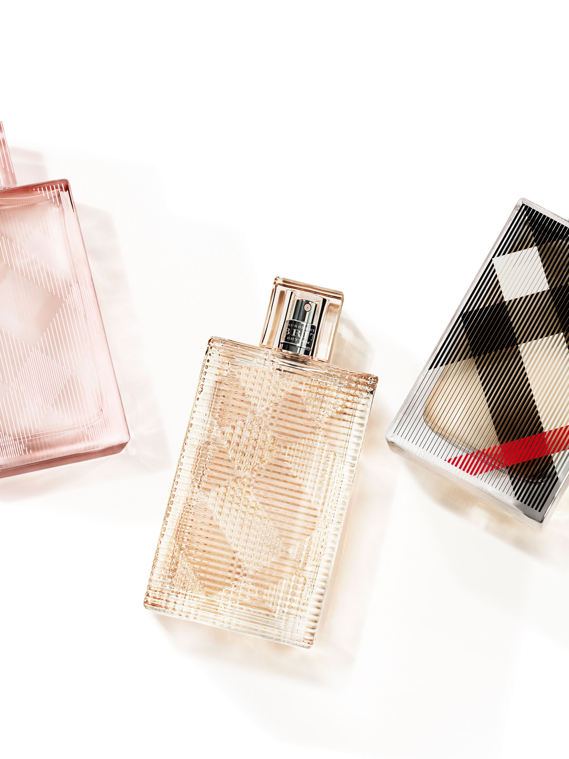 Burberry Brit Sheer 博柏利红粉恋歌女士香氛 100ml 产品图片11