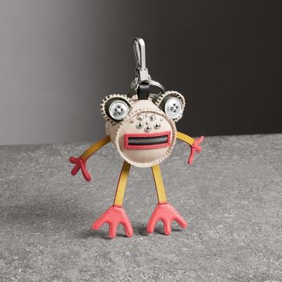 Burberry Doris The Frog Leather Charm Cheap New Arrival Buy Cheap Sast Shop Sale Online 3Kxuz9r