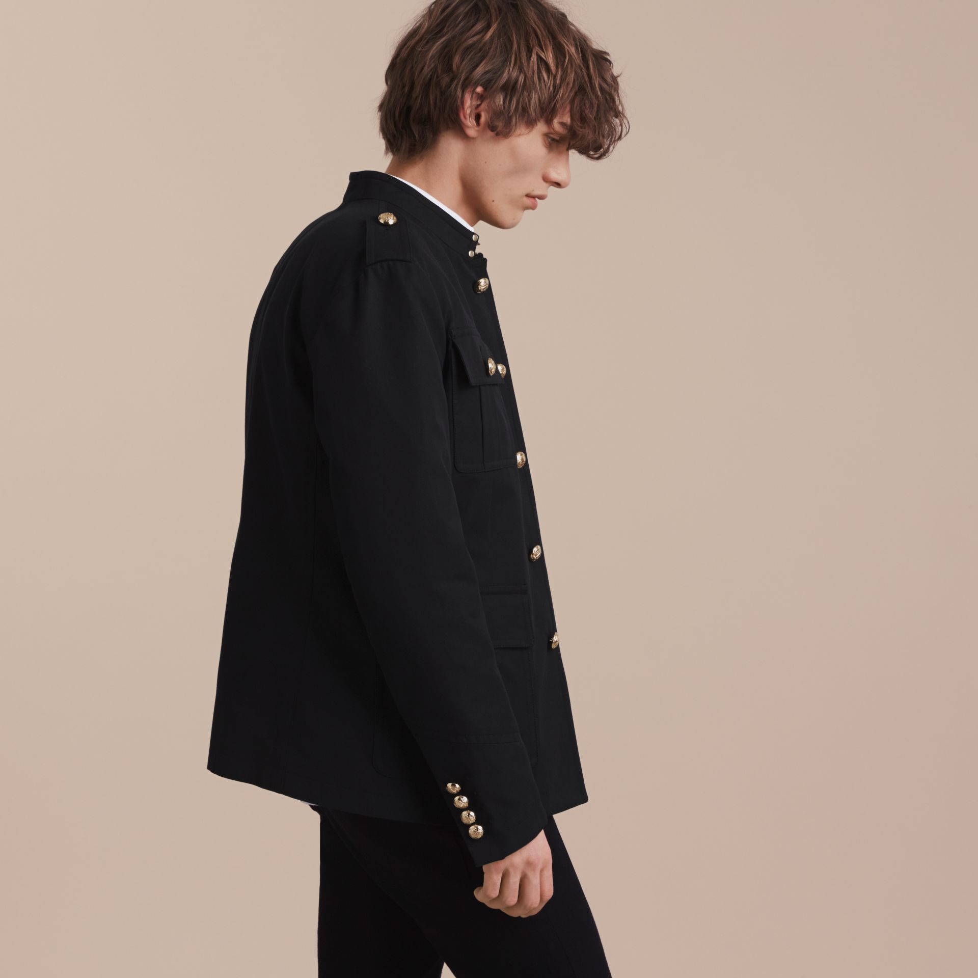 Military Cotton Jacket - gallery image 3