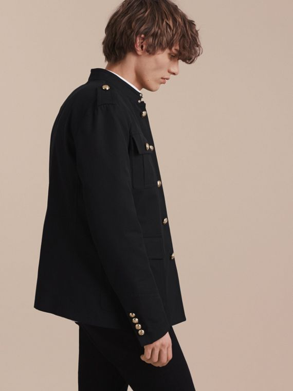 Military Cotton Jacket - cell image 2