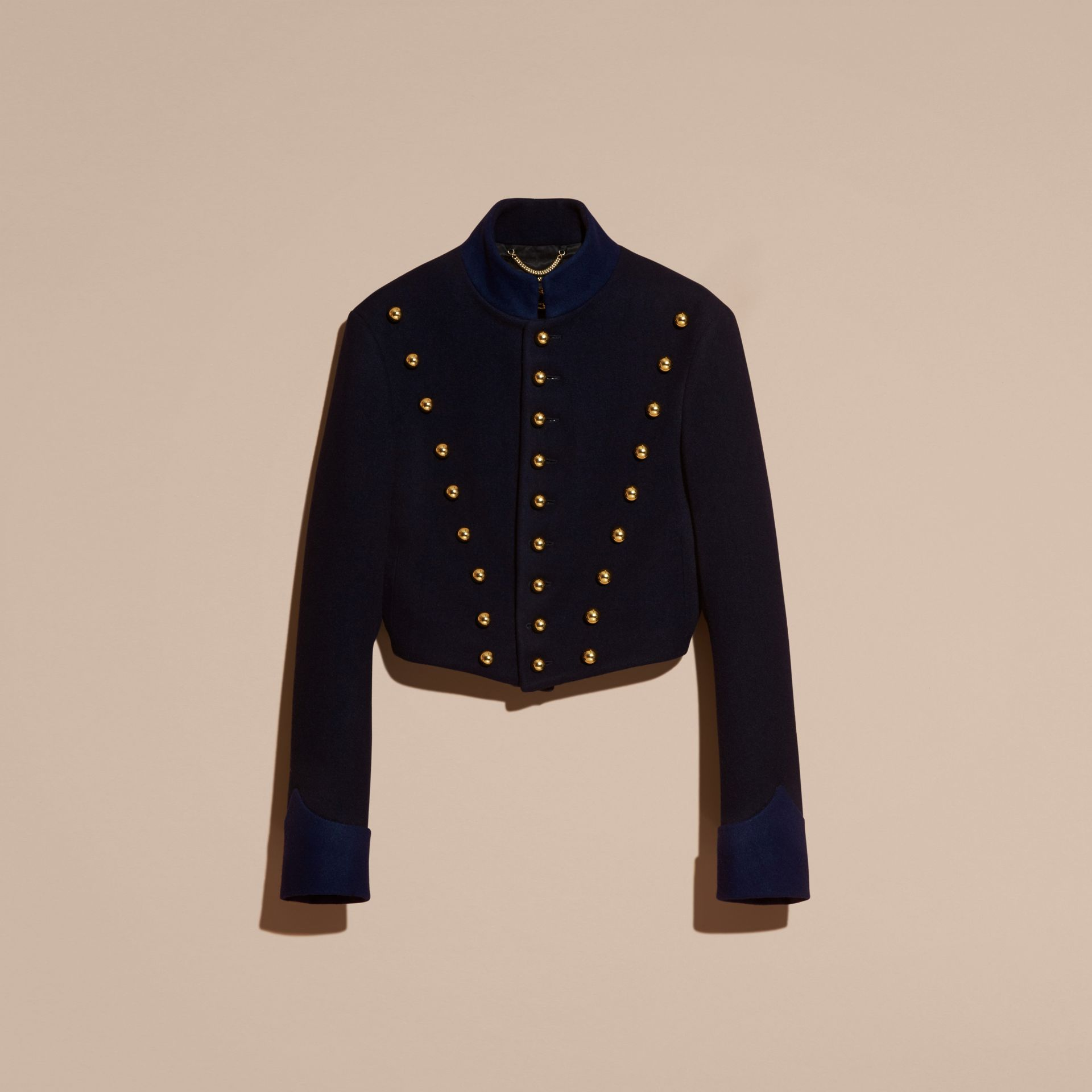 Dark navy The Parade Jacket - gallery image 4