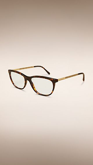 Gabardine Collection Cat-Eye Optical Frames