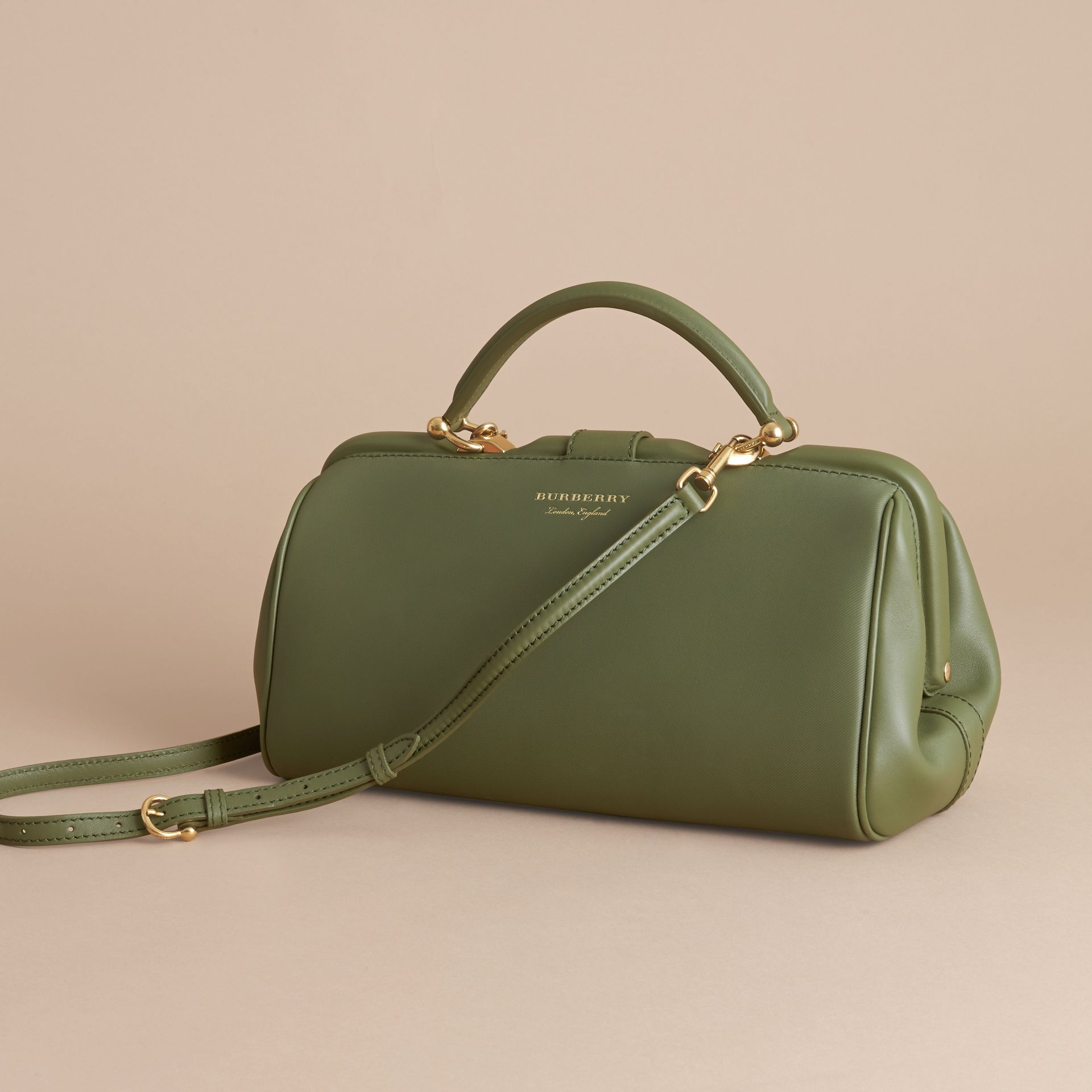 The DK88 Bowling Bag Moss Green - gallery image 5