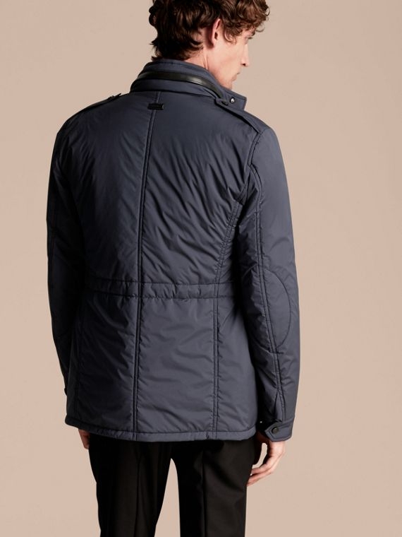 Navy Lightweight Field Jacket with Detachable Gilet - cell image 2