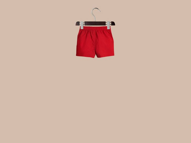 Military red Lightweight Swim Shorts - cell image 2