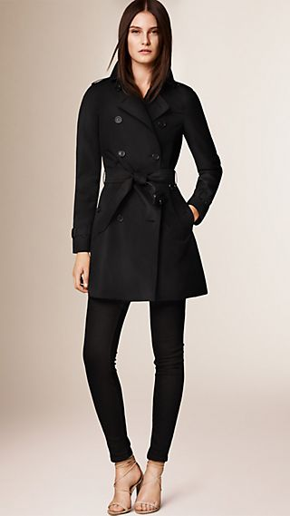 The Westminster – Mid-Length Heritage Trench Coat