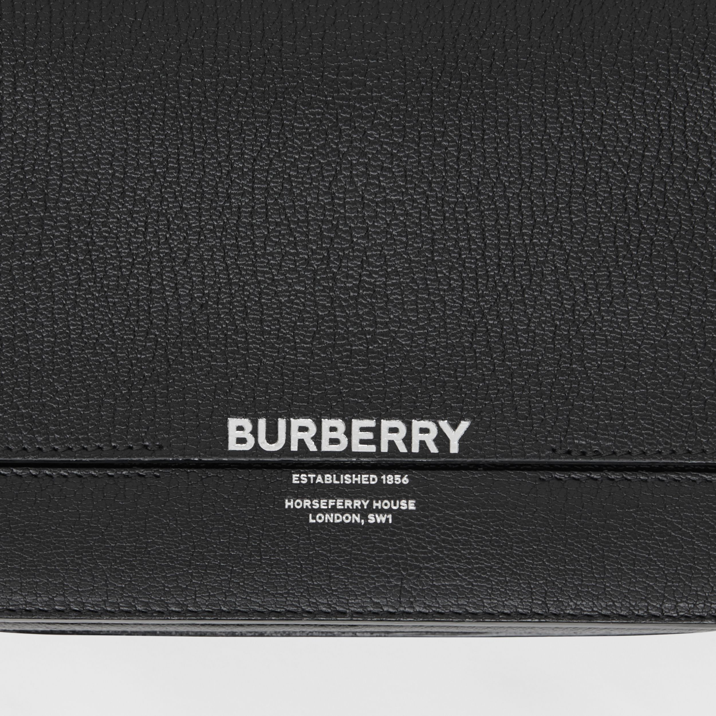 Small Leather Grace Bag in Black - Women | Burberry - 2