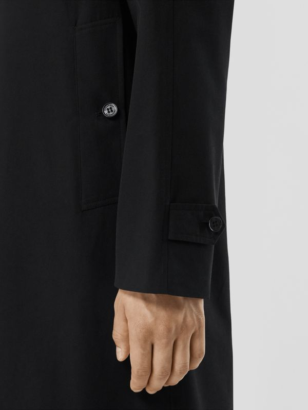 The Camden Car Coat in Black - Men | Burberry - cell image 3
