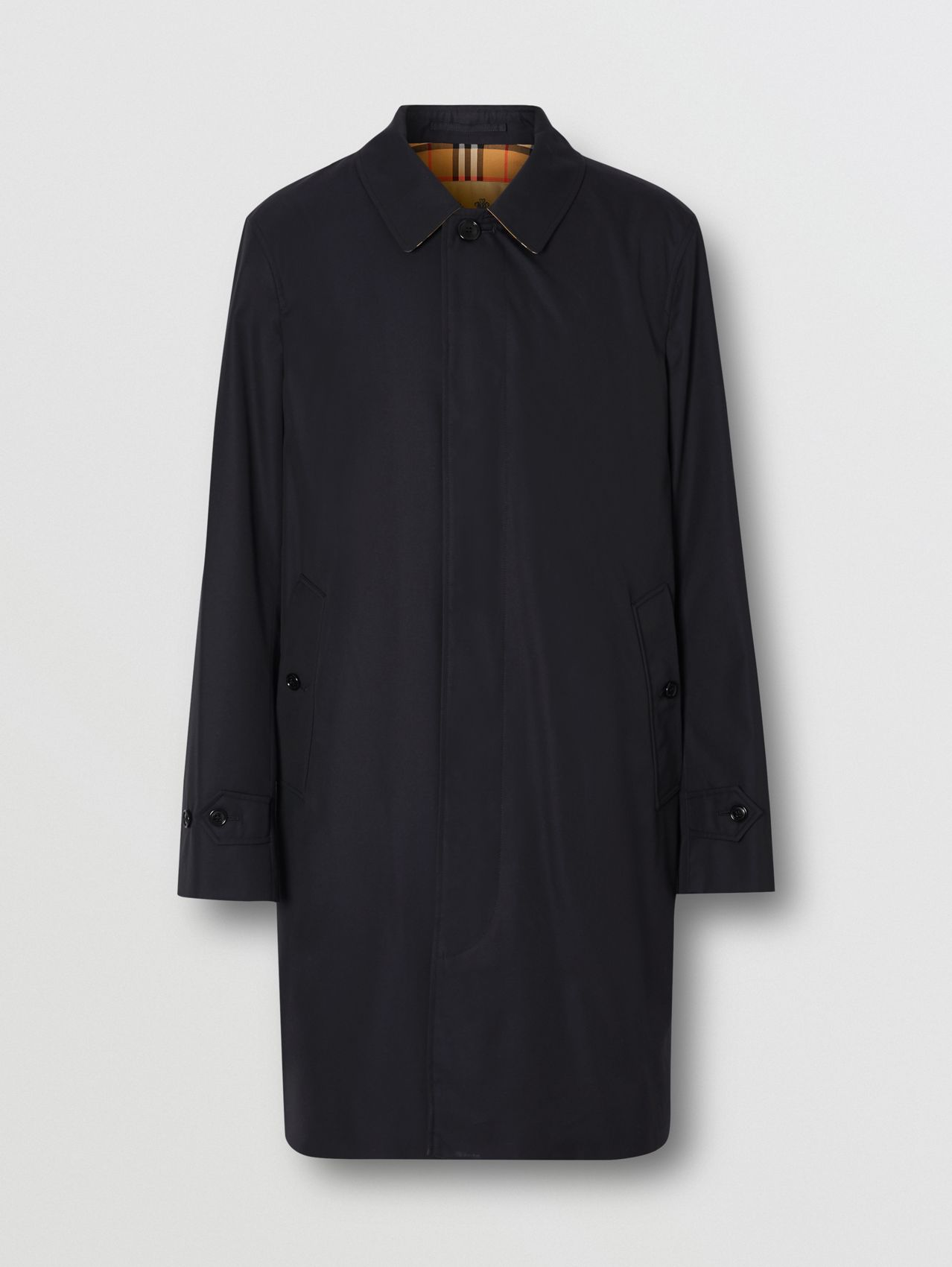 The Pimlico Car Coat in Midnight