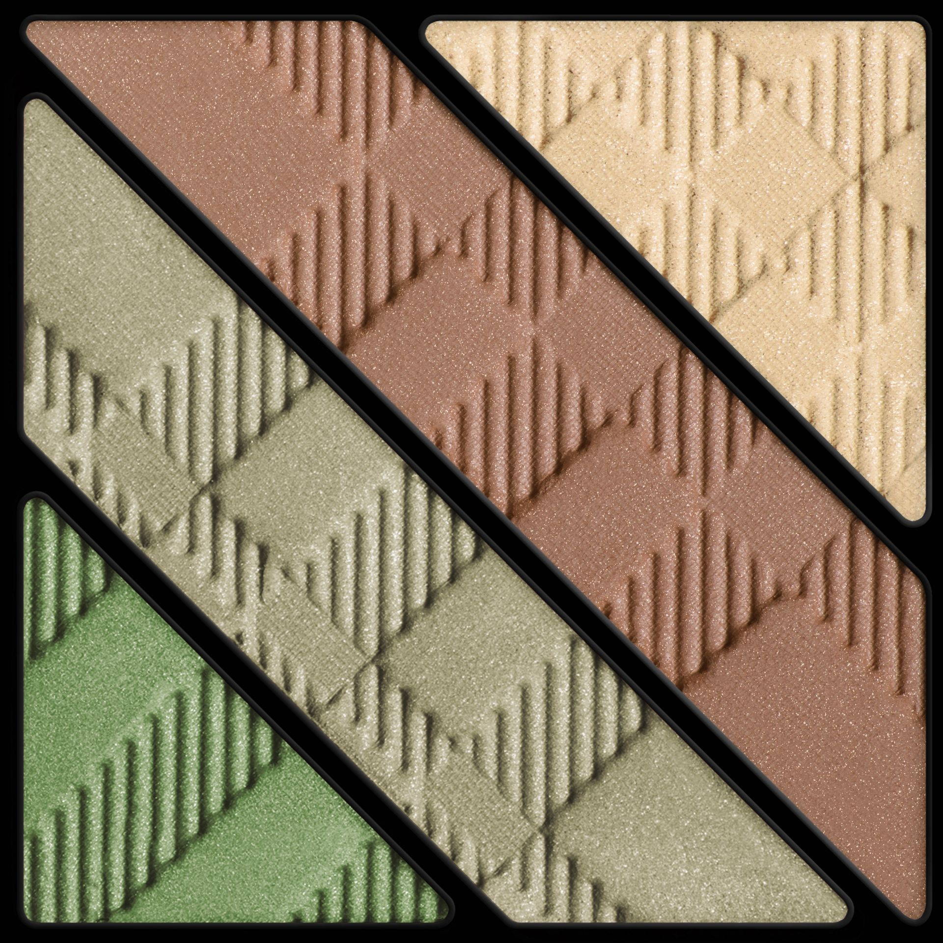 Complete Eye Palette – Sage Green No.15 - Women | Burberry - gallery image 2
