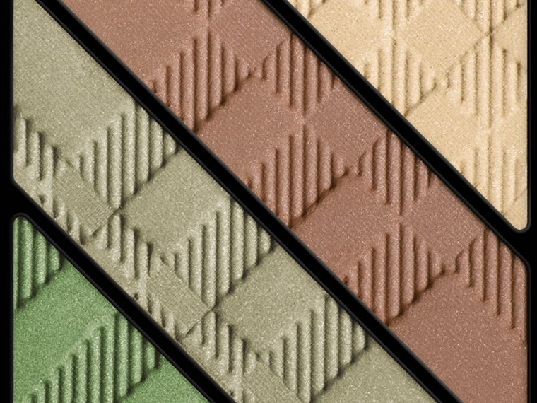 Палетка теней Complete Eye Palette, Sage Green № 15 (№ 15) - Для женщин | Burberry - cell image 1