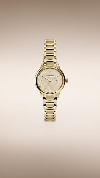 The Classic Round BU10109 32 MM