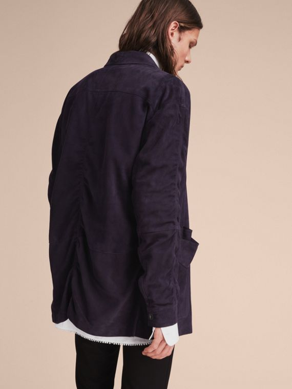 Suede Workwear Jacket - cell image 2