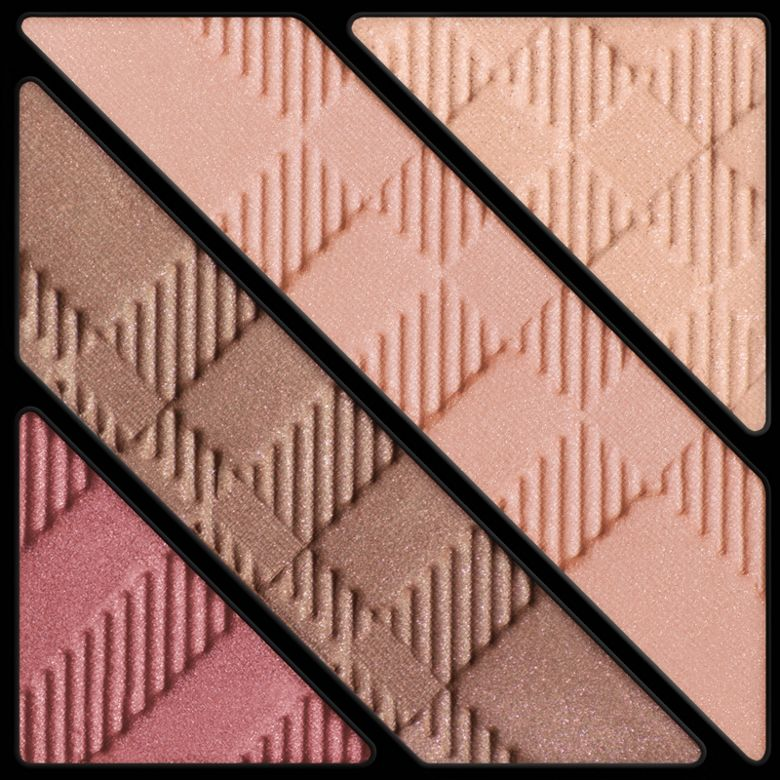 Burberry - Complete Eye Palette - Rose No.10 - 2
