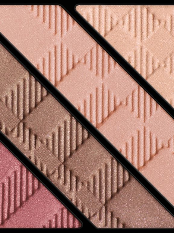 Complete Eye Palette – Rose No.10 in Pink - Women | Burberry - cell image 1