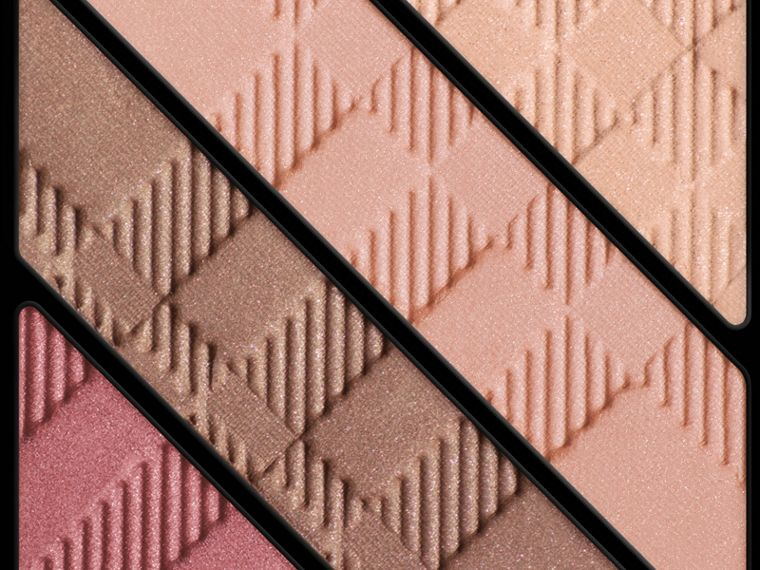 Complete Eye Palette - Rose No.10 - Donna | Burberry - cell image 1