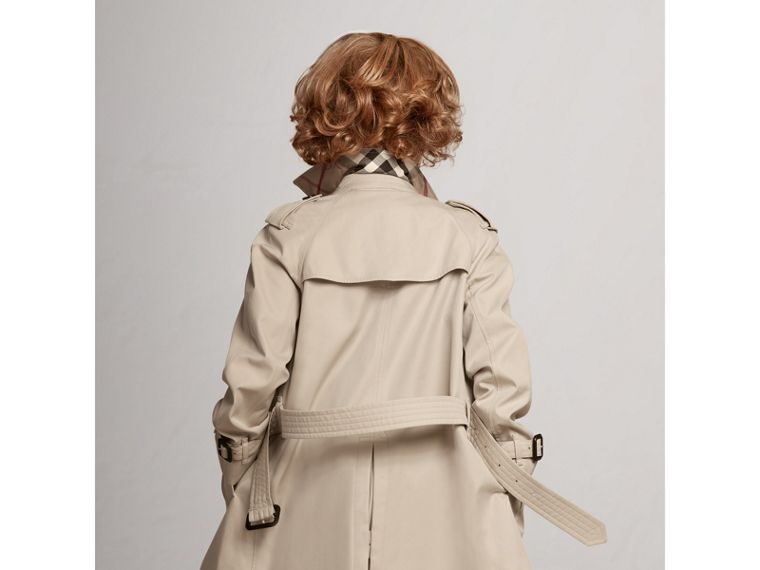 The Wiltshire Trench Coat in Stone - Boy | Burberry - cell image 4