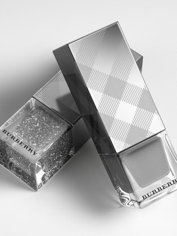Silver glitter 453 Nail Polish – Silver Glitter No.453 - cell image 2