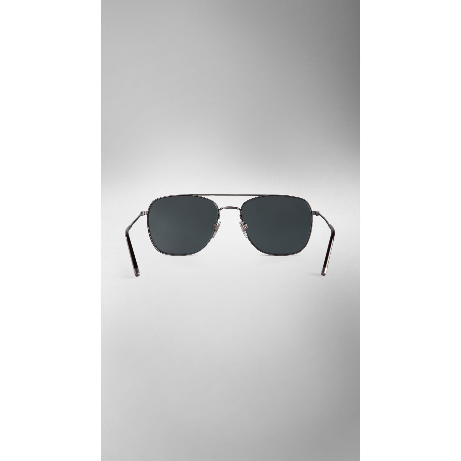 Aviator Polarised Sunglasses - gallery image 3