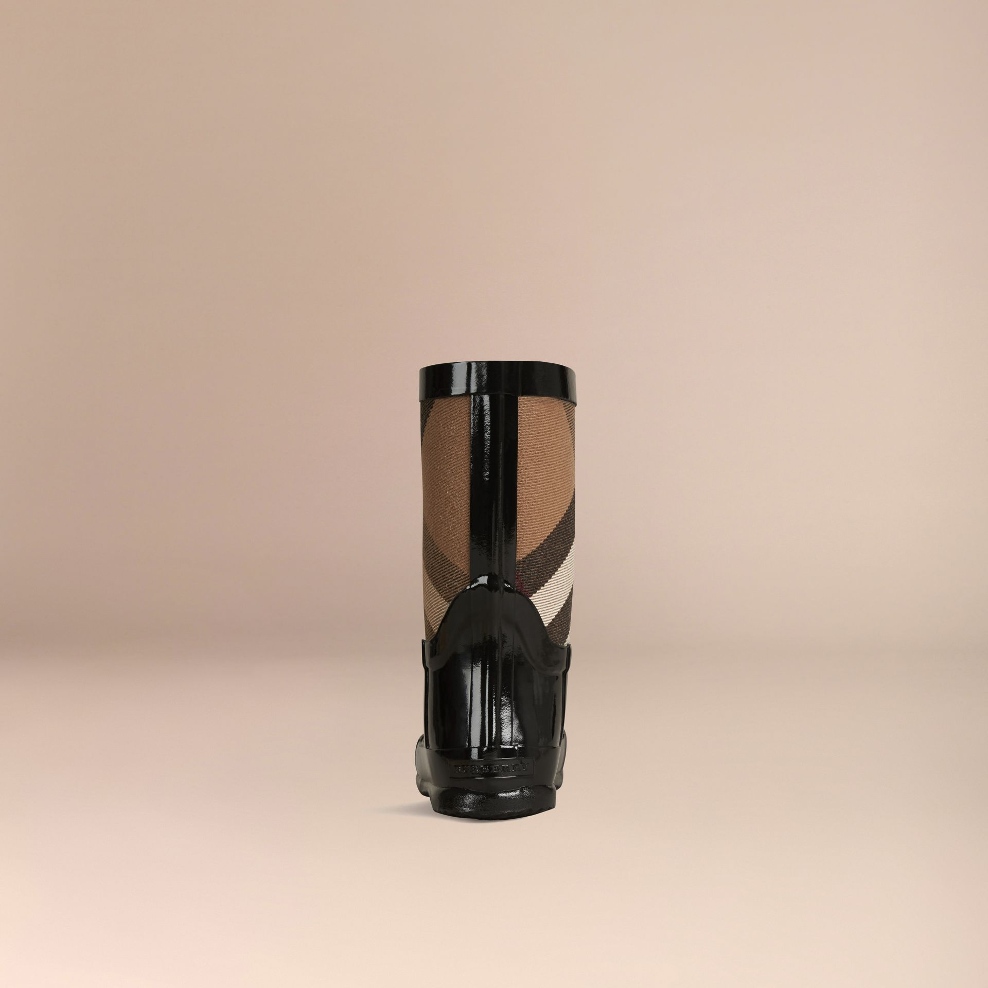 Black House Check Rain Boots - gallery image 3