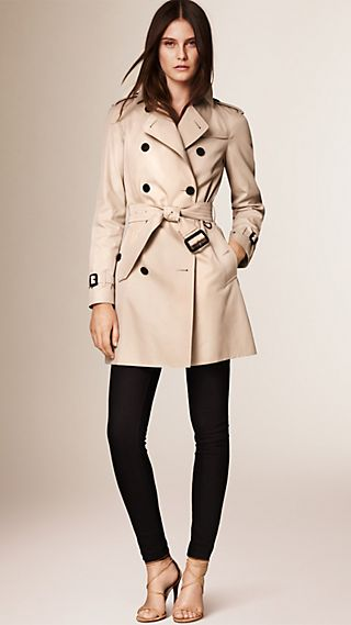 The Westminster - Mid-Length Heritage Trench Coat