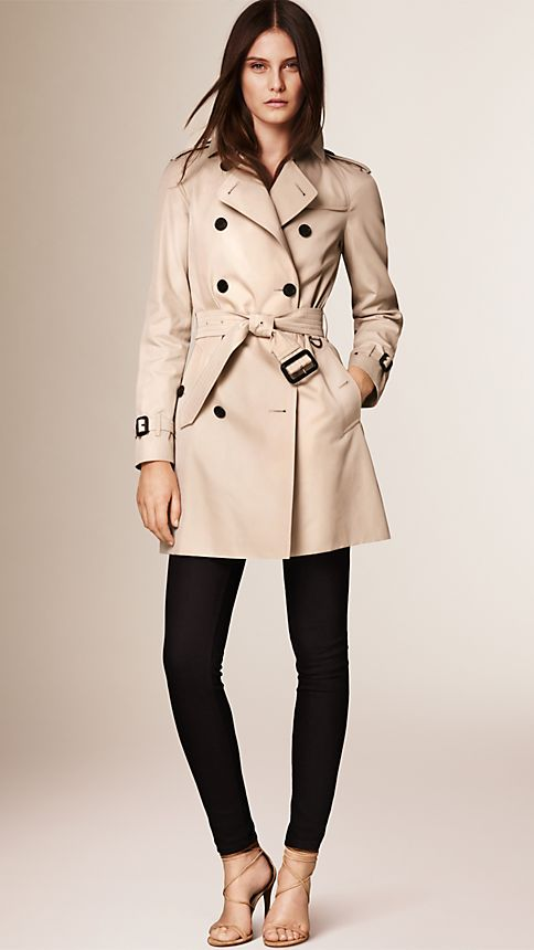 Honey The Westminster - Mid-Length Heritage Trench Coat - Image 1