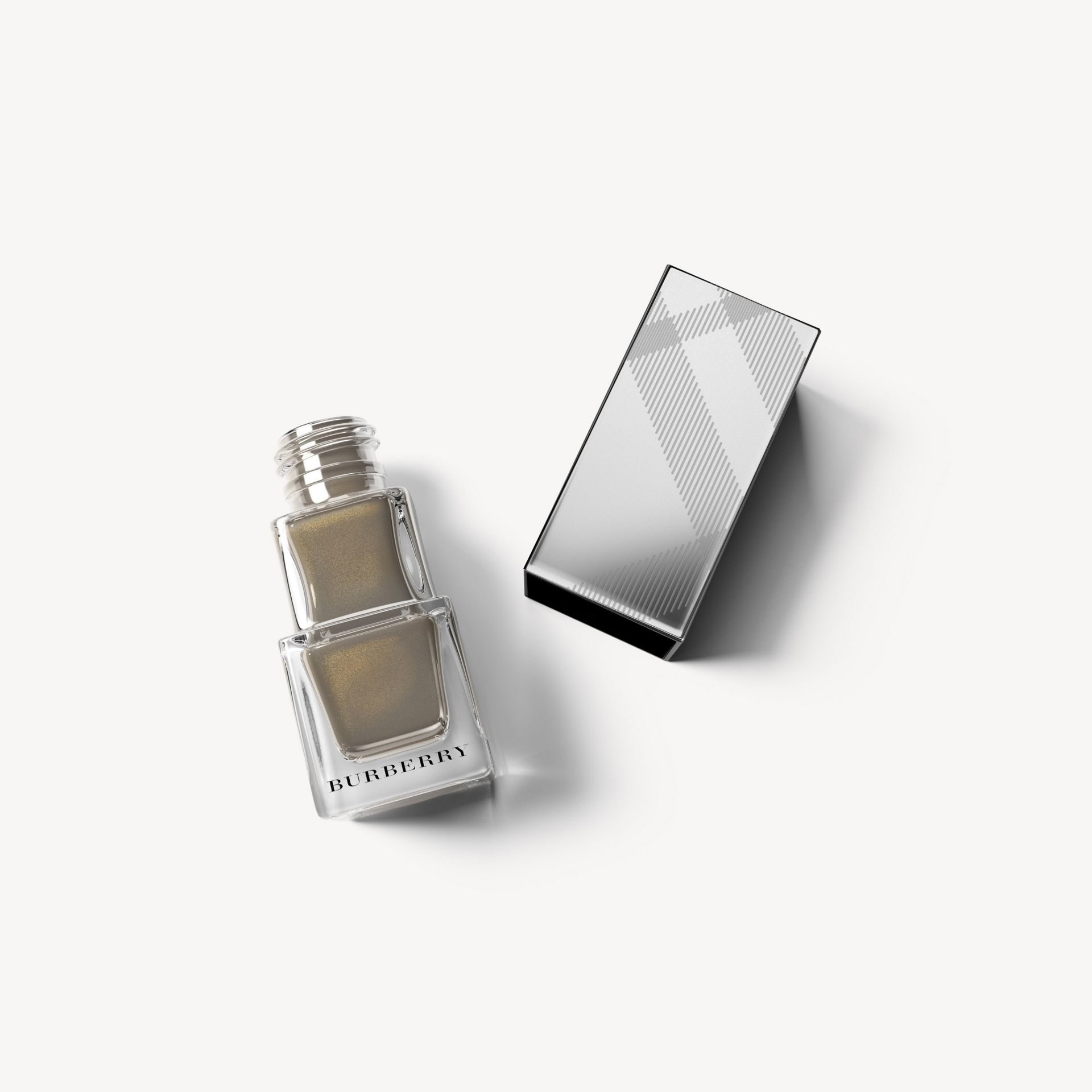 Nail Polish - Steel Grey No.200 - Women | Burberry - gallery image 0