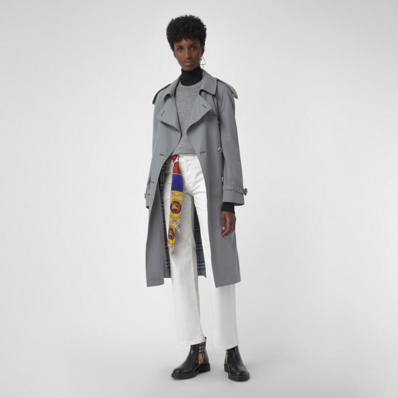 Burberry - Pull ras du cou en laine mérinos - 5