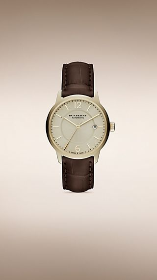 THE CLASSIC ROUND BU10302 40MM AUTOMATIC