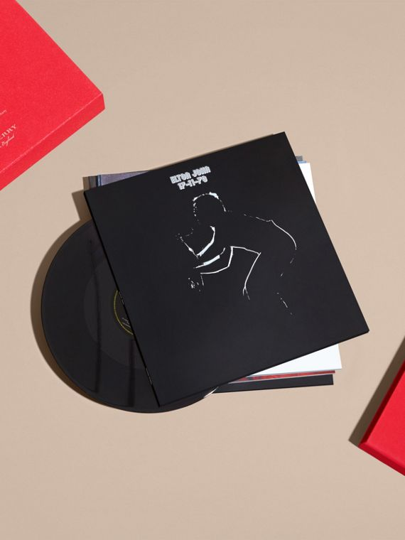 Multicolour Elton John: A Limited Edition Vinyl Box Set for Burberry - cell image 3