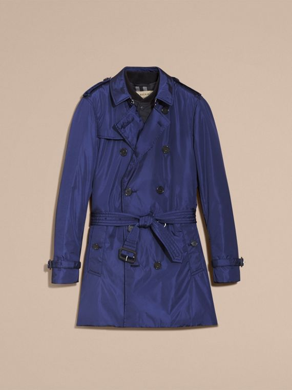 Showerproof Technical Trench Coat with Detachable Warmer - cell image 3